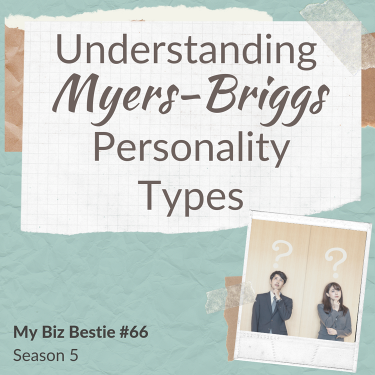 Understanding Myers Briggs Personality Types