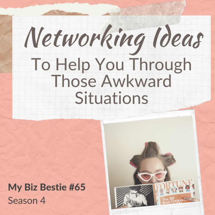 Networking Ideas to Help You Through Those Awkward Situations