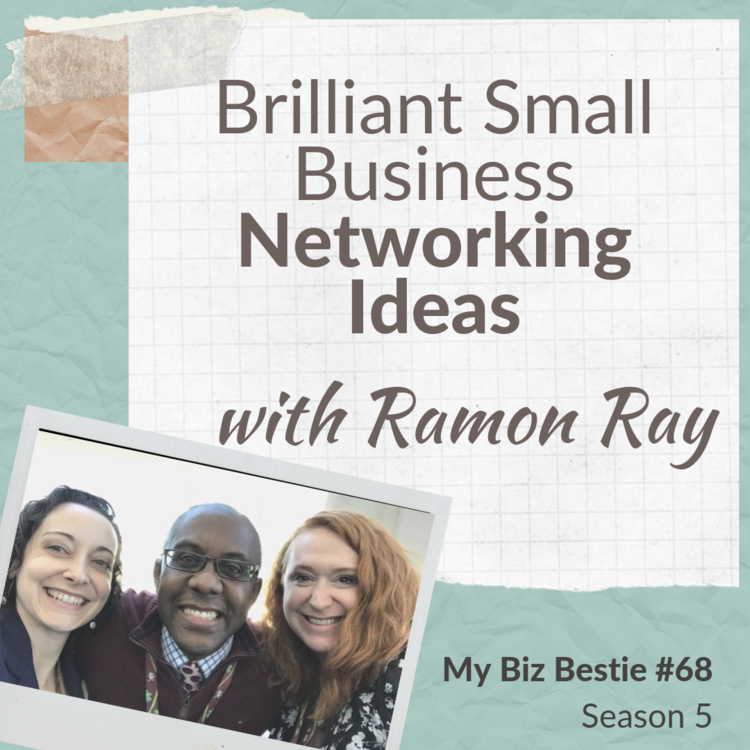 Brilliant Small Business Networking Ideas from Ramon Ray