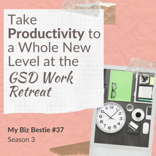 Taking Productivity to a Whole New Level at The GSD Work Retreat