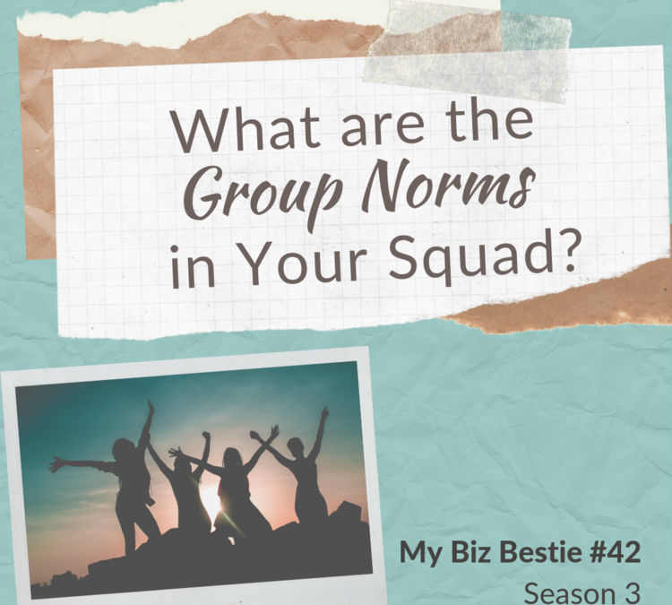 What are the Group Norms in Your Squad?
